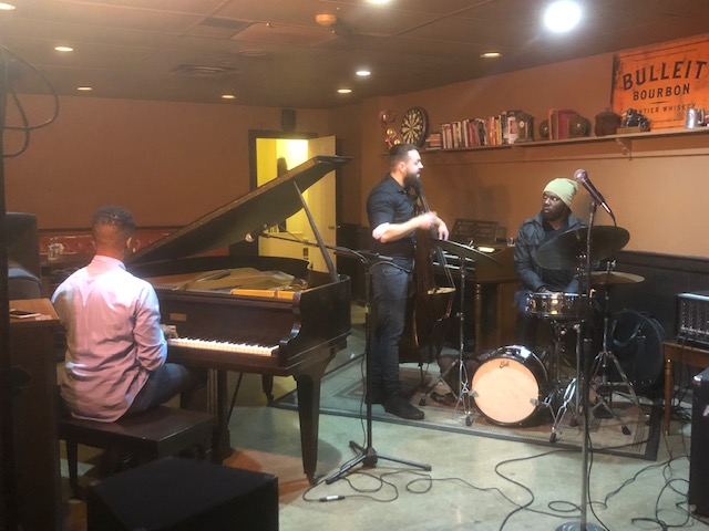 2019 Opening Night After Party at McGowan Hall with the Christopher Pitts Trio